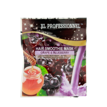 XL Professionnel Hair Smoothie Mask Grape & Blueberry 25g White