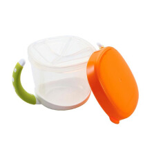 NUK Active Snacker Orange