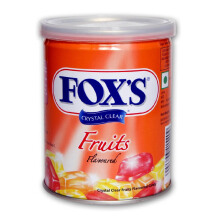 FOX'S Fruits Tin 180gr