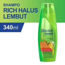 REJOICE Shampoo Rich Soft Smooth 340ml
