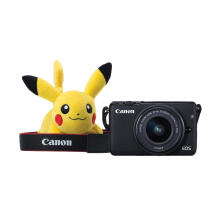 CANON Pokemon Special Edition x EOS M10 Black Kit EF-M 15-45mm IS STM