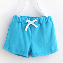 BESSKY Summer Children Cotton Shorts Boys And Girl Clothes Baby Fashion Pants_