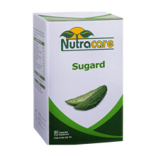 NUTRACARE Sugard (Diabetex Traditional herbal formula) 90 caps
