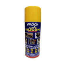 Waxco Auto Silicon Spray 300 ml