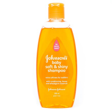 JOHNSON'S BABY Shampoo Soft & Shiny 200ml