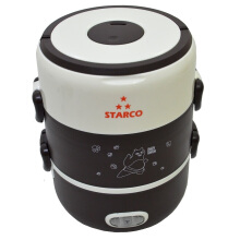 STARCO Electric Lunch Box SRC 202 Coklat