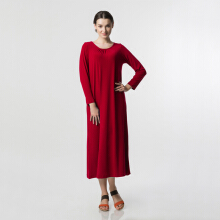 CHEVAL BONITA Maxi Dress - Red