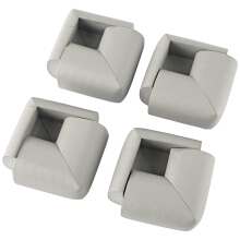8pcs Thick Table Corner Cushion Anti-crash Baby Safety Guard Gray