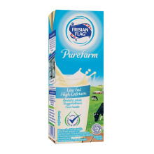 FRISIAN FLAG UHT Low Fat French Vanilla Carton 225ml x 36pcs