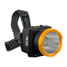 MEVAL Head Lamp 3W LED Head Lamp - Warm White