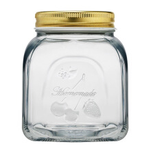 PASABAHCE Homemade Jar W/ Metal Lid 0,5 Ltr - 80384