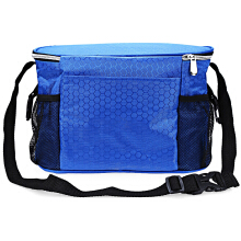 Heat Preservation Babies Diaper Bag for Stroller(Sapphire Blue)