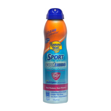 BANANA BOAT Clear Ultramist Sport Coolzone Spray SPF 50 170g