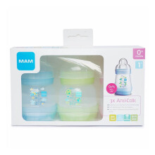 (DISCONTINUE) MAM Anti Colic Package 130 ml 3 Pcs Hbp