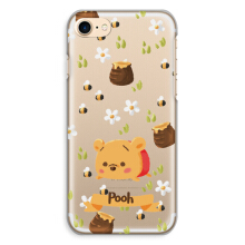 CASETOMIZE Classic Hard Case  for Apple iPhone 7 Plus - Chubby Pooh Tsum