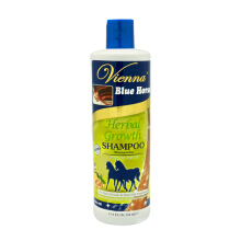 Vienna Shampoo Blue Horse Herbal Growth - 350ml White One Size