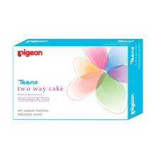 PIGEON TEENS Two Way Cake Innocent White 14g
