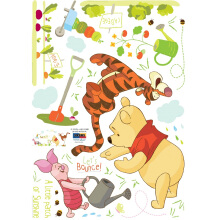 HYUNDAE FIXPIX Point Sticker Winnie The Pooh DS58361