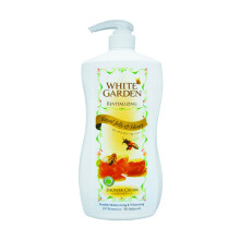 WHITE GARDEN Shower Cream Royal Jelly & Honey 1100ml