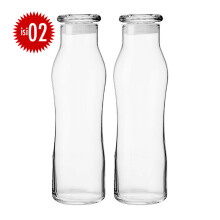 LIBBEY Farm To Table Infusion Bottle Set set of 2 650ML  - 71728S2
