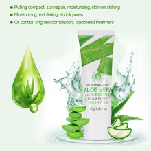 BIOAQUA Aloe Vera Gel Skin Care Face Cream Hyaluronic Acid Anti Winkle Cream