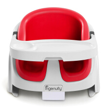 INGENUITY Baby Base 2 in 1 - Poppy Red