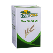 NUTRACARE Flax Seed Oil 1000 mg 30 Caps
