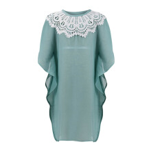 LITTLE SUPERSTAR Khamilah Caftan Green D092G