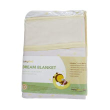 BABY BEE Dream Blanket - Yellow