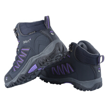Gelert-Women are helping hiking shoes, outdoor and outdoor sports shoes, and hiking shoes-Navy blue