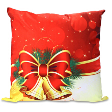 Christmas Bell Pattern Pillowcase