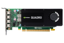 Leadtek Quadro K1200 MDP to DP Graphic Card - Hitam