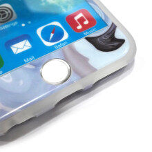 LOLYPOLY 2 in 1 Case Marble + Anti Gores for Apple Iphone 6 Plus / 6+ (010696xx03)