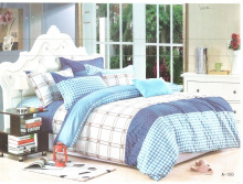 GRAPHIX Bed Cover Set Queen - Lena / 160 x 200cm