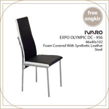 Ivaro - Olympic DC956 - Black Hitam big