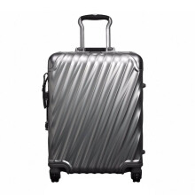 TUMI 19 Degree Alumunium Continental Carry-On Silver [36861SLV2]