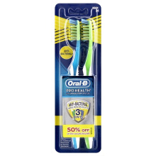 ORAL-B Cross Vit Medium 2pcs