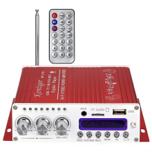 Kentiger V10 Bluetooth Hi-Fi Class-AB Stereo Super Bass Audio Power Amplifier