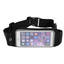 [Kingstore]Waterproof Sport Waist Belt Bag Zip Pouch Wallet For iPhone 6 Plus 5.5''