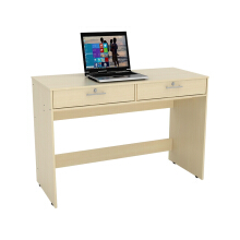 PRISSILIA Calibrate Desk 2 Drawers - Maple 110 x 47 x 75 cm