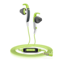 SENNHEISER MX 686 G Sports Earphone - Hijau