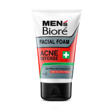 MEN'S BIORE Facial Foam Acne Defense 100 gr