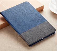 Ins A-102 Dark Blue artificial leather Hard Core sheer Apple Ipad Pro10.5 protective cover