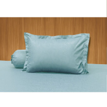 ELEGANCE Sprei Set Light Blue / 120 x200