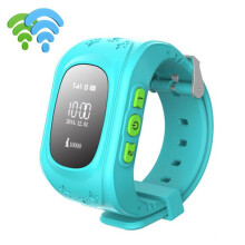 BESSKY Anti-lost Children Smart Watch GPS Positioning Bluetooth Wrist For Android_