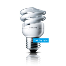 PHILIPS Lampu Tornado 8W Cool Day Light / Putih
