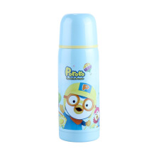 PORORO Thermos Water Bottle Large - Blue