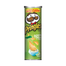 PRINGLES Sour Cream & Onion 107g