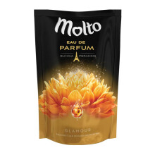 MOLTO Eau De Parfum Black Gold Glam Pouch 300ml