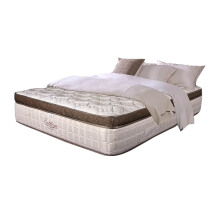 DUNLOPILLO Cattleya Mattress + Pillow Top - 200x200x35 cm